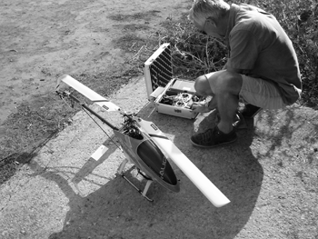 piloto-dron